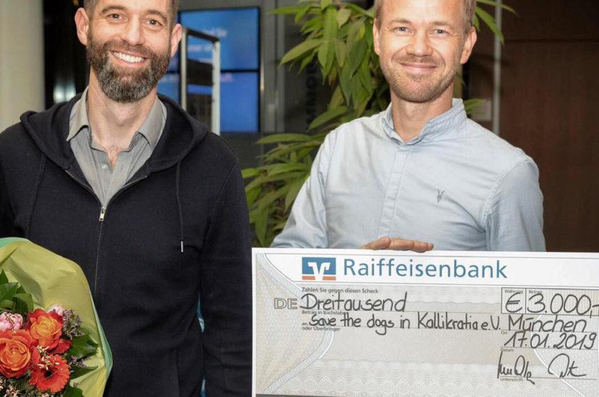 Förderpreis der Raiffeisenbank München-Süd eG